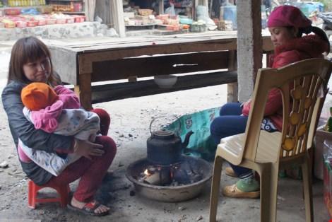 Xuất hiện băng giá ở miền Tây Nghệ An, dân lo lắng - 3