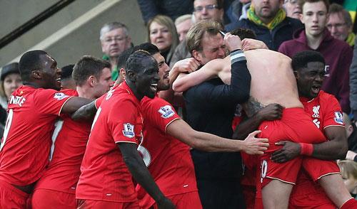 Liverpool: Tác giả những trận đấu điên rồ nhất NHA - 1
