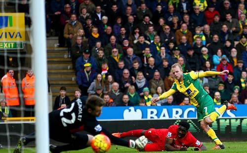 Liverpool: Tác giả những trận đấu điên rồ nhất NHA - 2