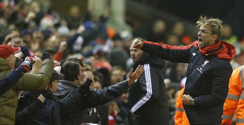 Liverpool: Tác giả những trận đấu điên rồ nhất NHA - 3