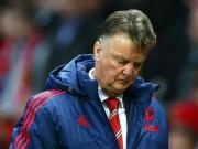 Bóng đá - MU thua đau Southampton, Van Gaal nhận lỗi về mình