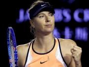 Thể thao - Sharapova - Bencic: Giao bóng xuất thần (V4 Australia Open)