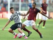 """Bóng đá - Juventus - Roma: """"Cơn ác mộng"""" của Spalletti"""