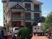 An ninh Xã hội - Vợ chồng bị cắt cổ trong biệt thự