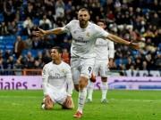 """Bóng đá Tây Ban Nha - Benzema """"sát thủ"""" hơn cả Messi, Ronaldo, Neymar"""