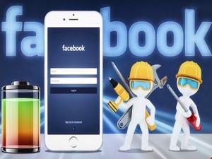 Tiết kiệm pin khi sử dụng Facebook trên smartphone