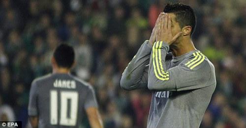 Video Betis vs Real Madrid - 1