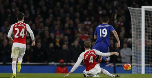 Arsenal thua đau Chelsea, Wenger bất ngờ khen Costa - 1