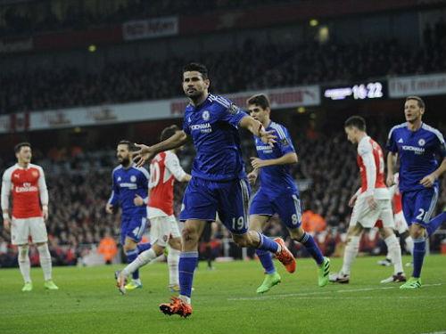 Arsenal thua đau Chelsea, Wenger bất ngờ khen Costa - 3
