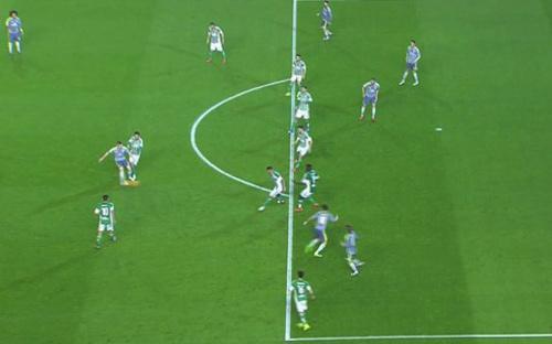 Tranh cãi: 5 cầu thủ Real việt vị, Ronaldo đánh nguội - 1