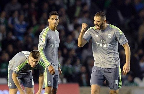 Tranh cãi: 5 cầu thủ Real việt vị, Ronaldo đánh nguội - 2