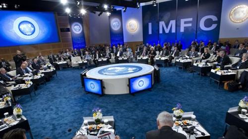Khởi động cuộc đua vào ghế TGĐ Quỹ Tiền tệ quốc tế - 1