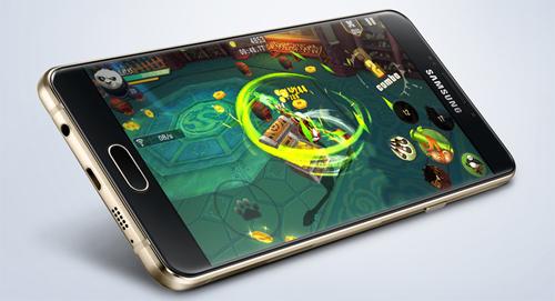 Samsung Galaxy A9 Pro cao cấp, màn hình lớn sắp ra mắt - 1