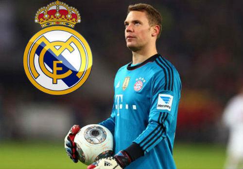 Neuer gia nhập Real vì ở Bayern quá... nhàn hạ? - 1