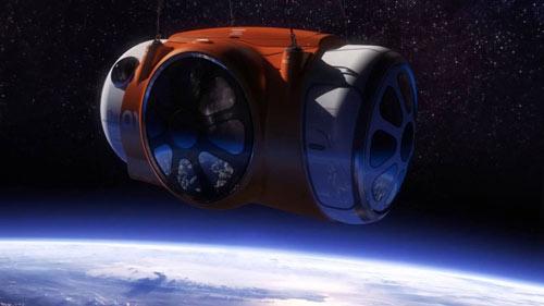 Du lịch không gian bằng khinh khí cầu - 2