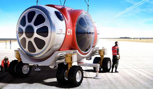Du lịch không gian bằng khinh khí cầu - 3