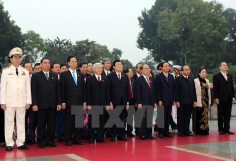 Ông Trương Tấn Sang, Nguyễn Tấn Dũng, Nguyễn Sinh Hùng được đồng ý cho rút - 1