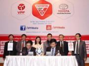 Bóng đá - VPF hợp tác với Sportradar chống tiêu cực