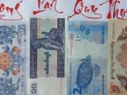 Thị trường - Tiêu dùng - Săn mua bộ tiền tứ linh tặng nhau dịp Tết