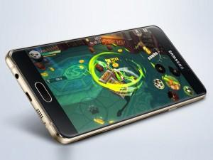 Thời trang Hi-tech - Samsung Galaxy A9 Pro cao cấp, màn hình lớn sắp ra mắt