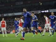 """Bóng đá - """"Nọc độc"""" của Costa và sự ngây thơ của Arsenal"""