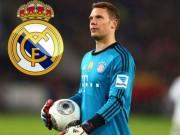 Bóng đá - Neuer gia nhập Real vì ở Bayern quá... nhàn hạ?