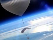 Du lịch - Du lịch không gian bằng khinh khí cầu