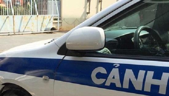 """Tài xế """"trộm"""" ô tô của CSGT vì... quá xỉn - 1"""