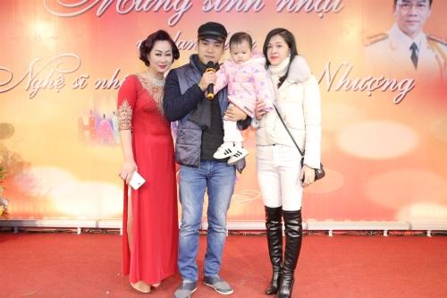 Diễn viên Trần Nhượng vui mừng vì được phong NSND - 7