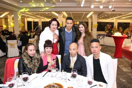 Diễn viên Trần Nhượng vui mừng vì được phong NSND - 8