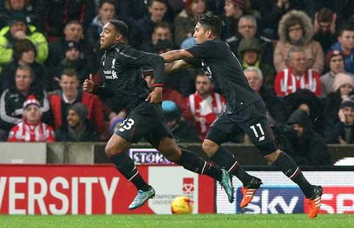 Liverpool – Stoke: Chiếc phao cứu sinh - 2