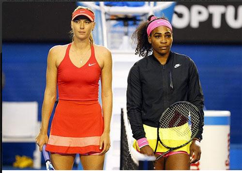 Serena - Sharapova: Điều không thể khác (TK Australian Open) - 1