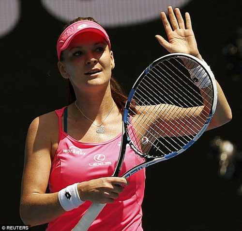 Australian Open ngày 9: Radwanska vào bán kết - 2