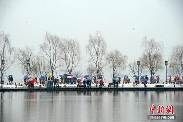Tuyết phủ trắng xóa, Trung Quốc đẹp như trong phim - 13