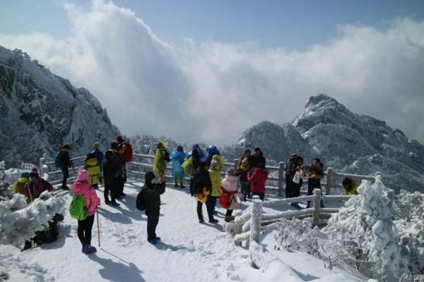 Tuyết phủ trắng xóa, Trung Quốc đẹp như trong phim - 14