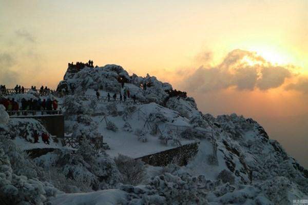 Tuyết phủ trắng xóa, Trung Quốc đẹp như trong phim - 15