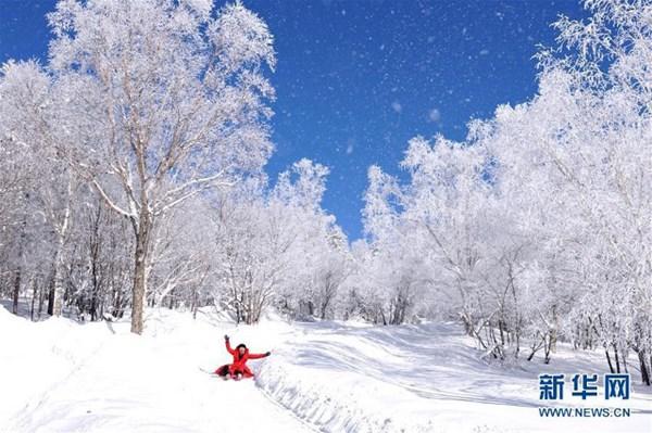 Tuyết phủ trắng xóa, Trung Quốc đẹp như trong phim - 3