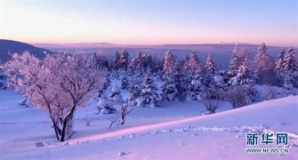 Tuyết phủ trắng xóa, Trung Quốc đẹp như trong phim - 4