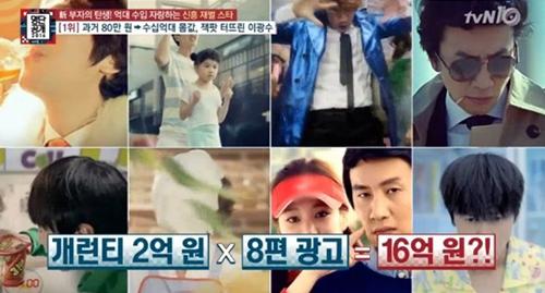 Hé lộ danh sách 'đại gia mới' của showbiz Hàn - 2