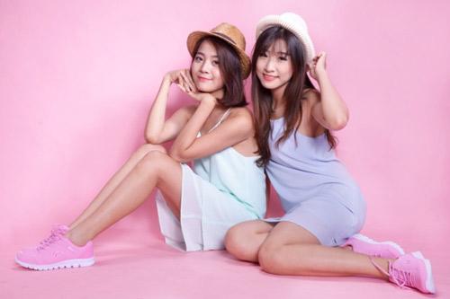 Biti's Candy Pop - giày thể thao khiến bạn gái Việt chao đảo - 1