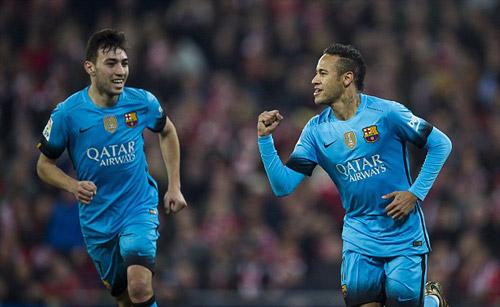 """Neymar: """"Vũ khí mới"""" cho giấc mơ Bóng vàng - 3"""
