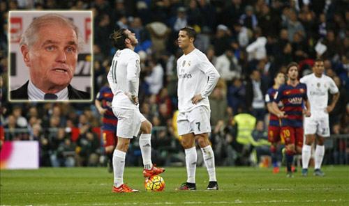 """Thay HLV như thay áo, """"Real 0-4 Barca"""" sẽ còn đầy ắp - 1"""