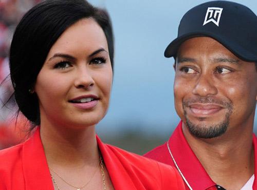"""Golf 24/7: Tiger Woods """"lén lút"""" với vợ cũ của đồng nghiệp - 1"""