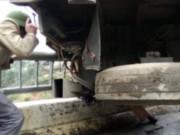 Video An ninh - Trung tá CSGT hy sinh khi điều tiết đoàn xe qua băng tuyết