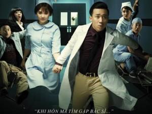 Phim - Bất ngờ với cảnh Trấn Thành dắt tay 'hồn ma' Hari Won