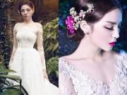 Thời trang - Kỳ Duyên chịu lạnh 'cắt da' chụp ảnh cưới ở Ba Vì