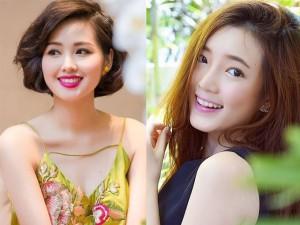 Nhan sắc 10 hot girl Việt không kém cạnh sao Thái Lan