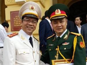 Diễn viên Trần Nhượng vui mừng vì được phong NSND