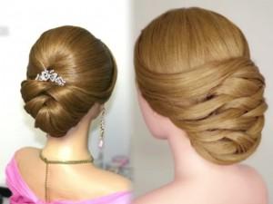 3 kiểu búi, tết tóc tuyệt xinh và đơn giản