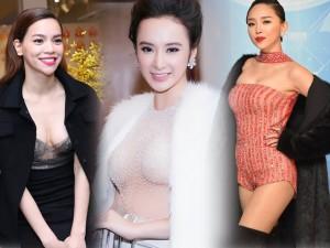 19 mỹ nhân Việt mặc 'cồng kềnh' vẫn quá đỗi gợi cảm